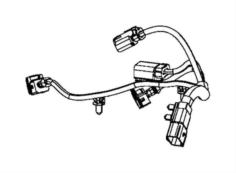 2014 jeep cherokee wiring  knock  oil pressure